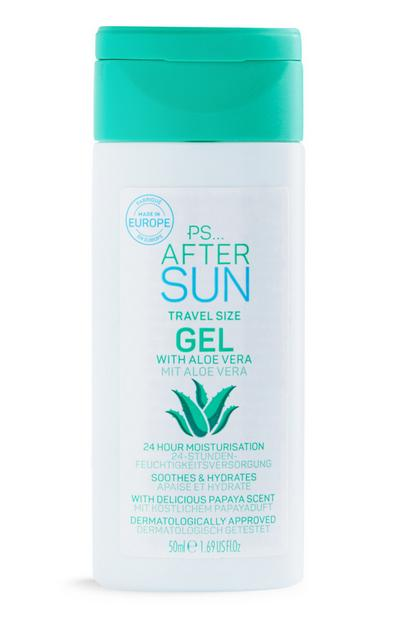 After-Sun-Gel mit Aloe Vera in Reisegröße