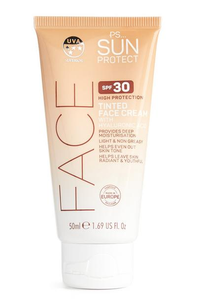 SPF 30 Tinted Face Cream