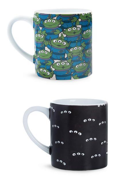 Toy Story Aliens Heat Changing Mug