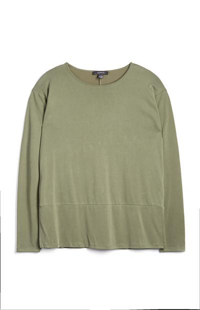 Green Soft Touch Longline