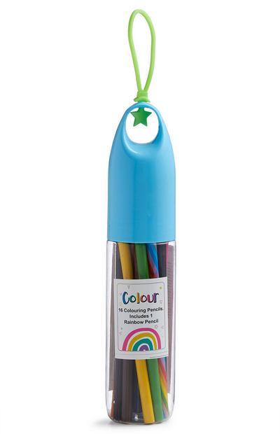 Meerkleurige potloden, set van 15