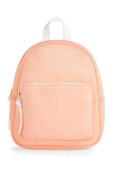 Coral Mini Backpack