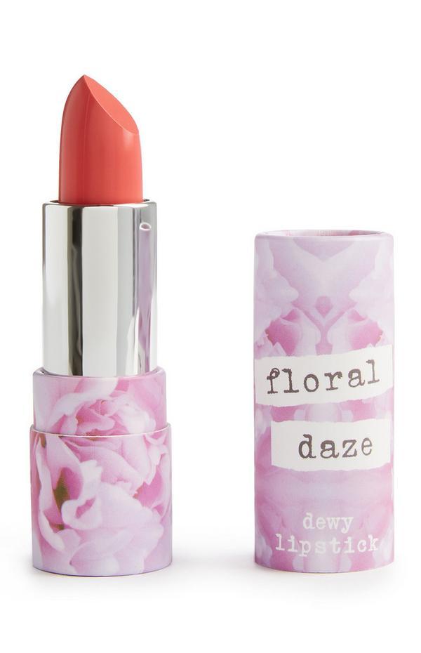Svetleče rdečilo za ustnice v barvi potonik Floral Daze