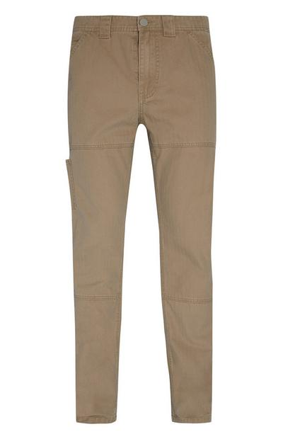 Olive Carpenter Pants