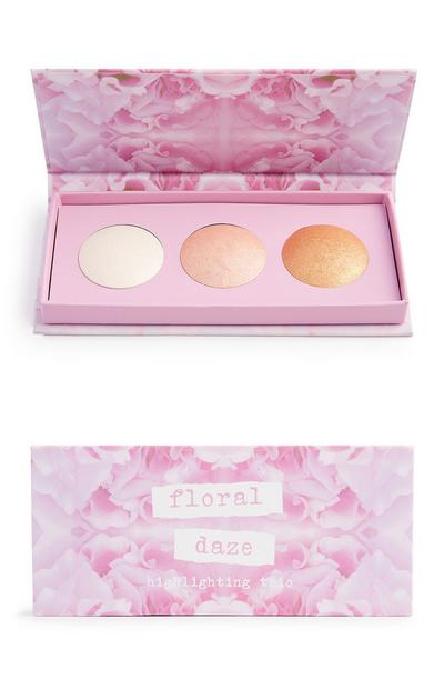 Floral Daze Highlighter Trio