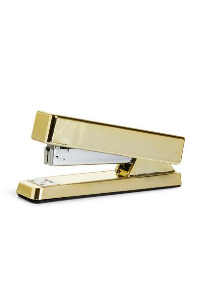 Black and Gold Stapler