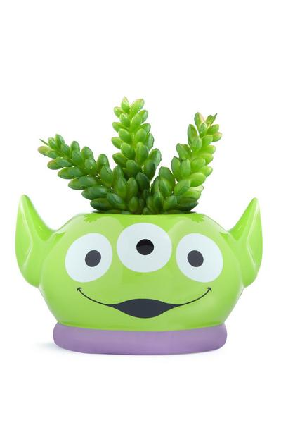 Planta artificial de alienígena de Toy Story