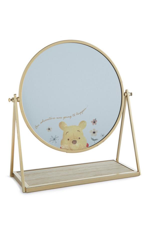 Espelho Winnie The Pooh c/suporte