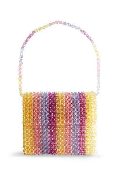 Multi Coloured Gems Bag