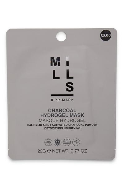 Joe Mills Charcoal Hydrogel-sheetmasker