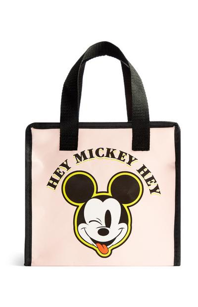 Pink Mickey Mouse Tote