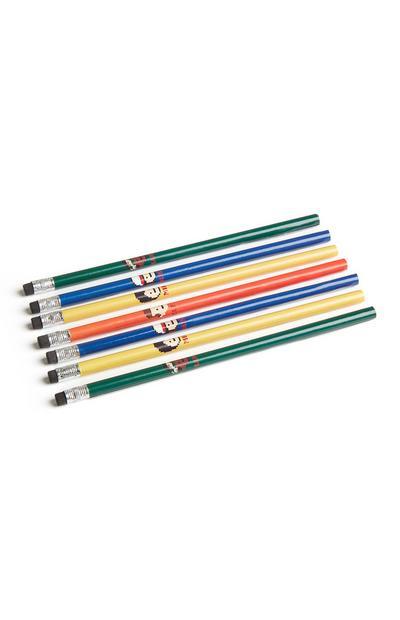 Stranger Things Pencils 7Pk