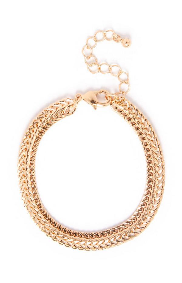 Chunky Snake Chain Bracelet