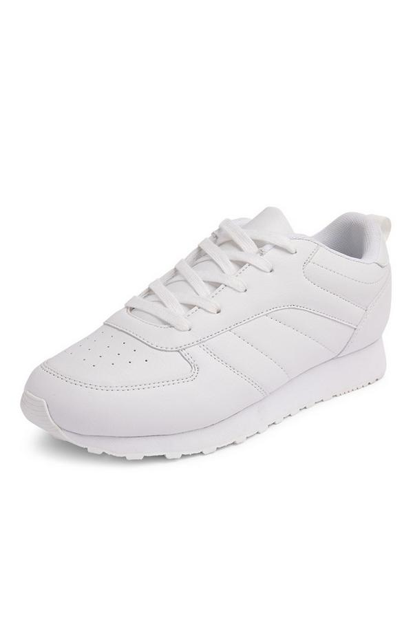 Zapatillas clásicas blancas