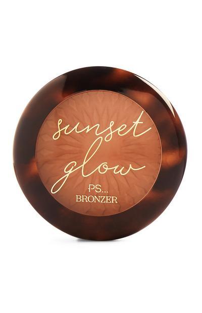 """Sunset Glow"" Bronzing-Puder"