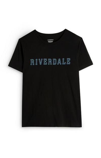 Camiseta negra de Riverdale
