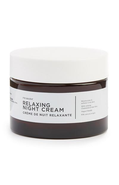 Chamomile And Aloe Vera Relaxing Night Cream