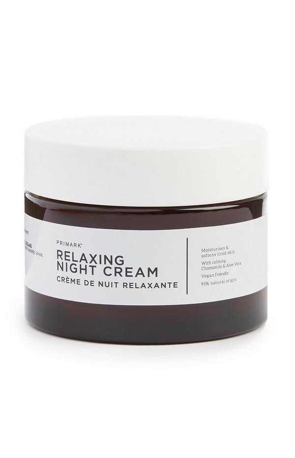 Chamomile And Aloe Vera Night Cream