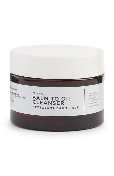 Chamomile And Aloe Vera Balm To Oil Cleanser