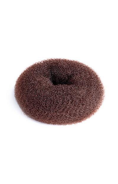 Brown Large Hair Donut