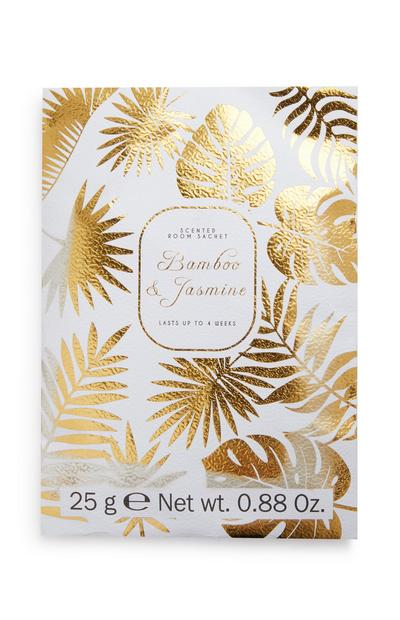 Bamboo And Jasmine Scented Room Sachet