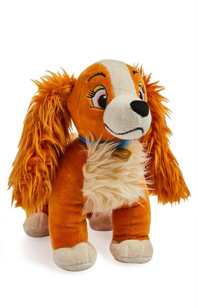 Large Disney Lady And The Tramp Plush