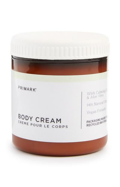 Chamomile And Aloe Vera Body Cream