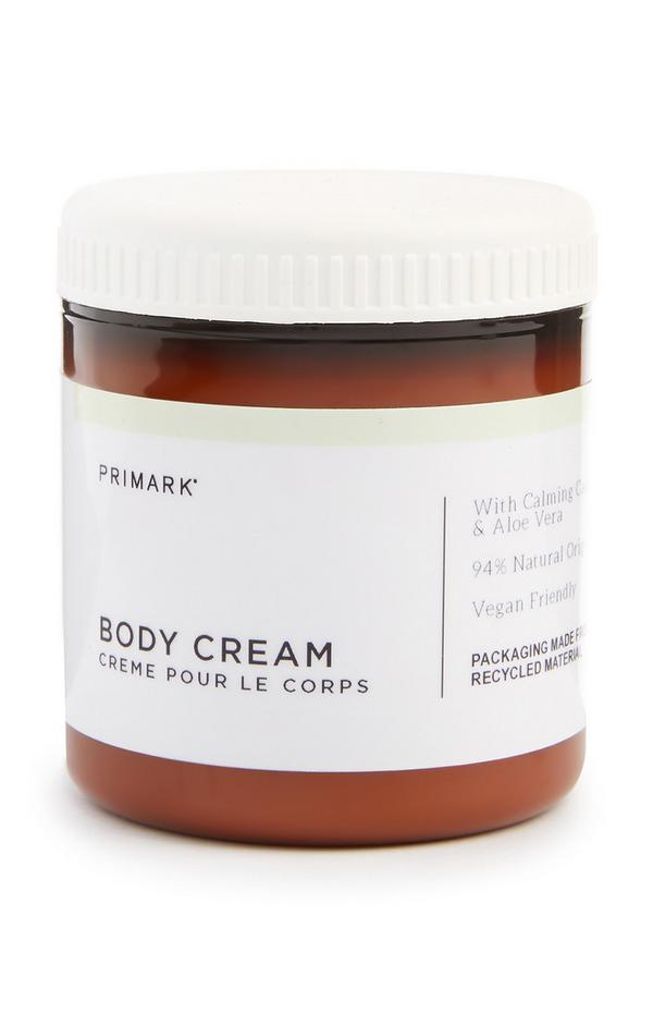 Chamomile And Aloe Vera Body Cream