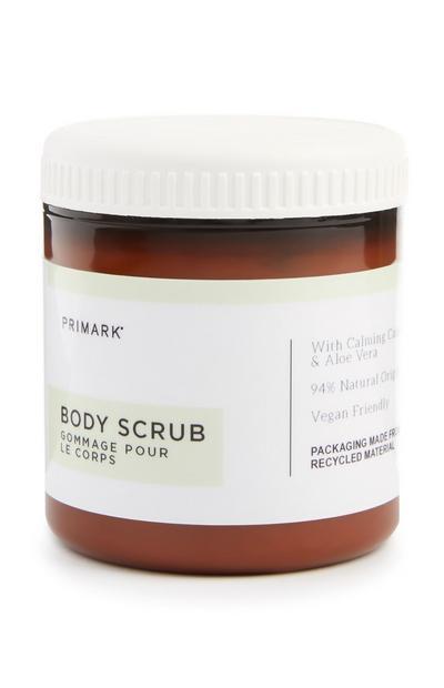 Chamomile And Aloe Vera Body Scrub