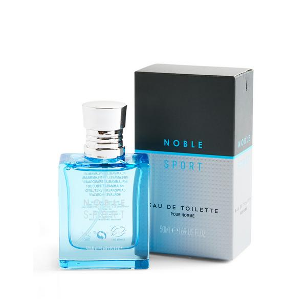 """""""Noble Sport"""" Eau de Toilette Pour Homme, 50 ml"""