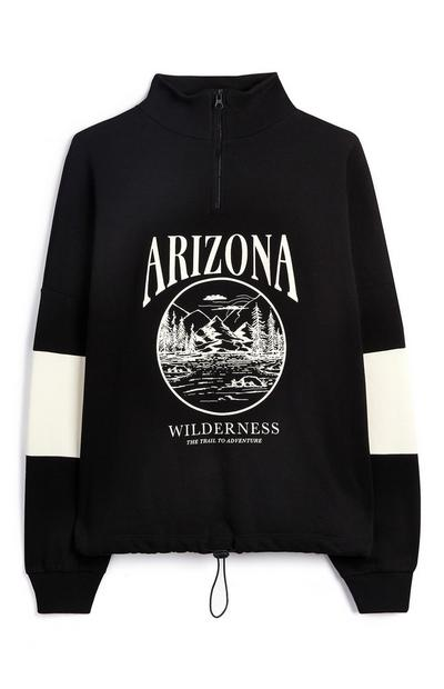 Jersey negro «Arizona Wilderness»
