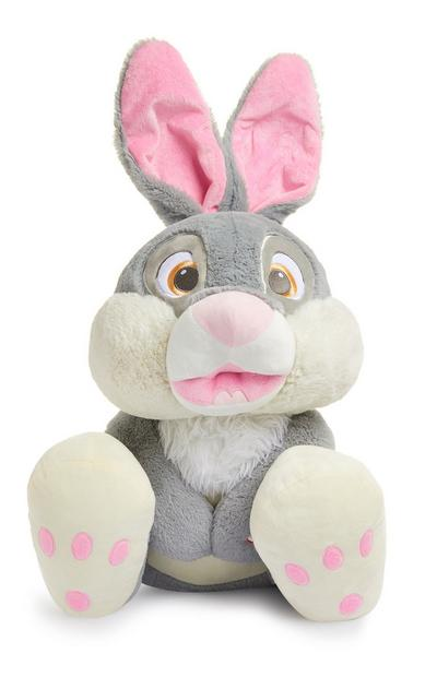 Grey Thumper Plush Teddy