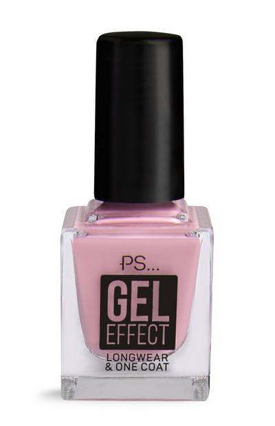 PS Nagellack mit Gel-Effekt in Lavendel