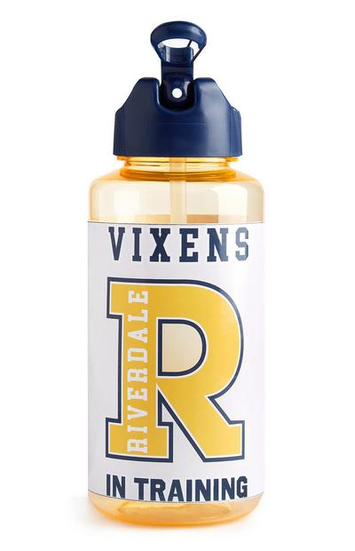 Riverdale Yellow Vixens Large Waterbottle