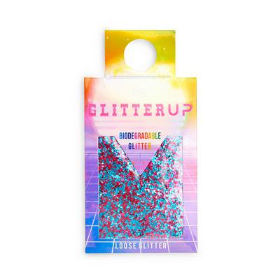 Ps Multicolour Glitter Up Space Cowgirl Biodegradable Loose Glitter