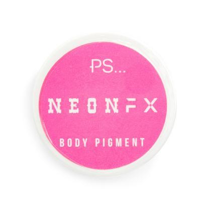 Pigmento corporal PS Space Cowgirl Neon FX cor-de-rosa