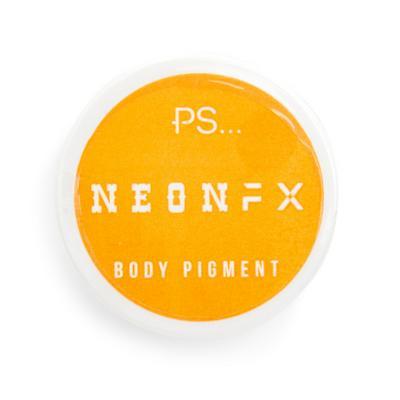 Pigmento corporal PS Space Cowgirl Neon FX amarelo