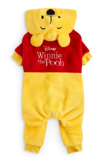 Fato Winnie The Pooh animal estimação