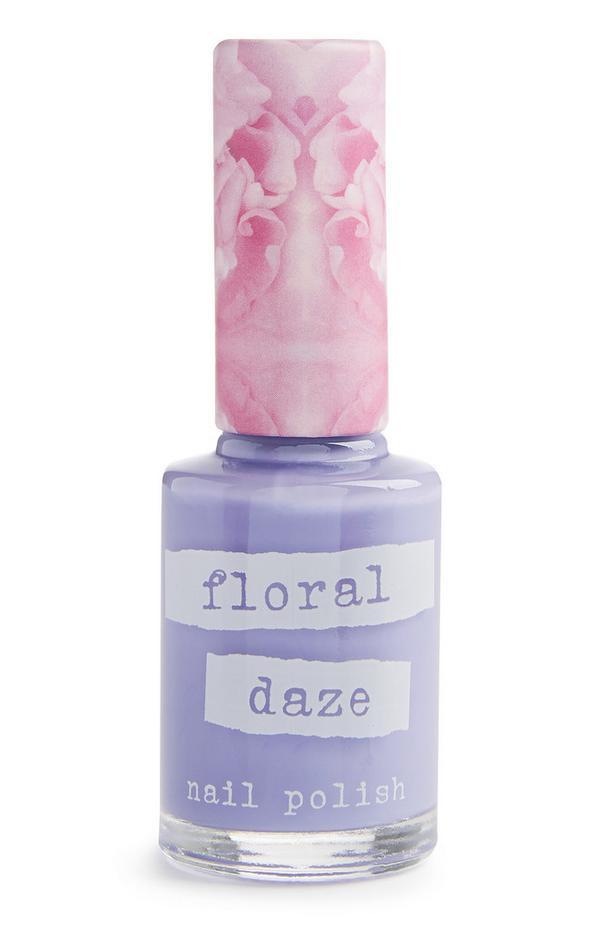 Floral Daze Freesia Nail Polish