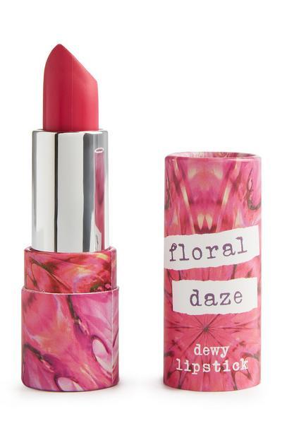 Rossetto con olio illuminante Floral Daze Rosa