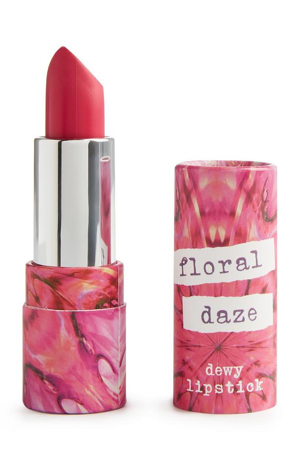 Svetleče rdečilo za ustnice v barvi vrtnic Floral Daze