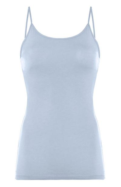 Light Blue Stretch Cami