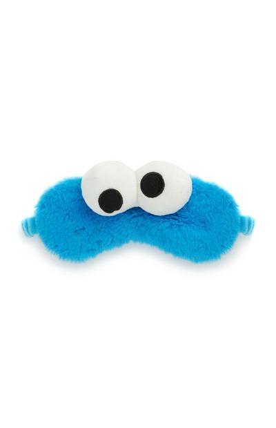 Blauw oogmasker Koekiemonster