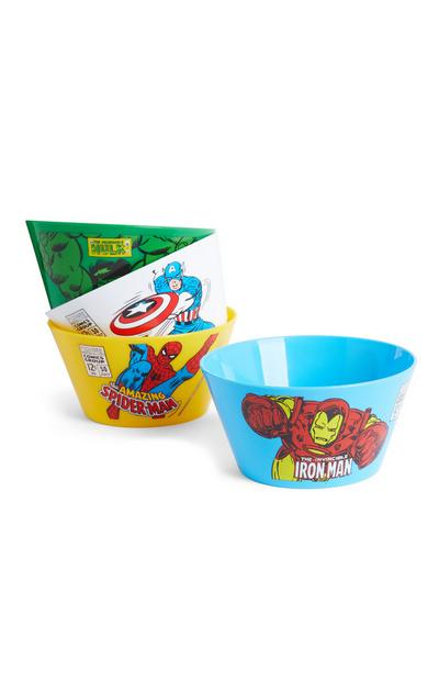 Marvel Bowls 4 Pack