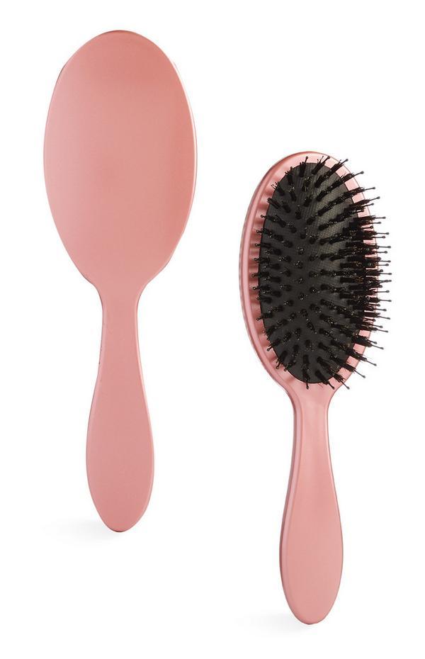 Soft Mixed Bristle Brush
