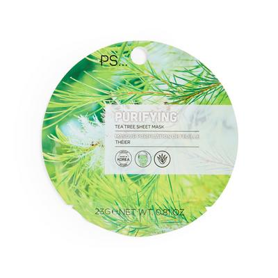 Purifying Tea Tree Sheet Mask
