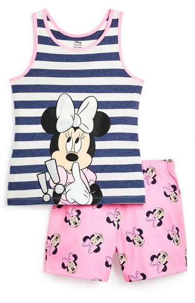 Pižama Mini Miška za starejša dekleta