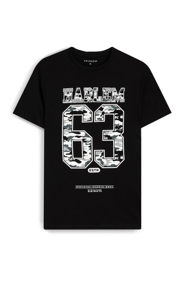 Black Harlem 63 T-Shirt