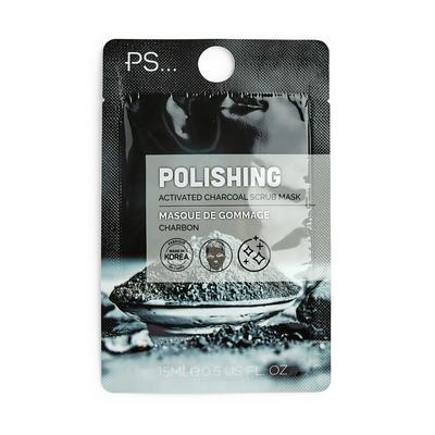 Ps Polishing Charcoal Scrub Face Mask