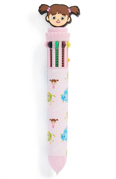 Pixar Monsters Inc 10 Colour Pen